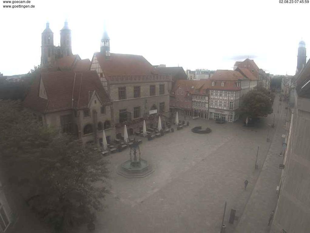 Weihnachtsmarkt Göttingen.Webcam Weihnachtsmarkt Göttingen